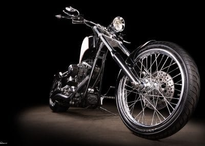Prépa Chopper base Harley 1450