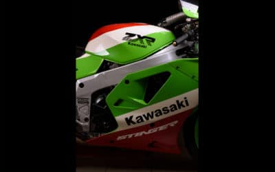 Kawasaki ZXR 750 Stinger H2