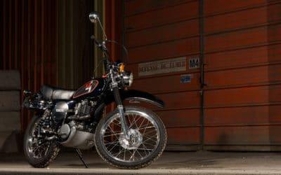 Yamaha XT 500 SP
