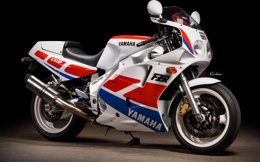 Yamaha FZR 1000 Exup de 1989