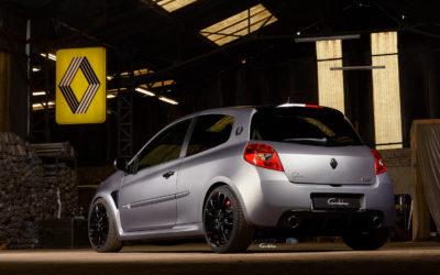 Renault Clio RS Ange et Démon