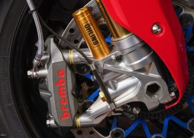 étriers et freins Honda RC213 VS