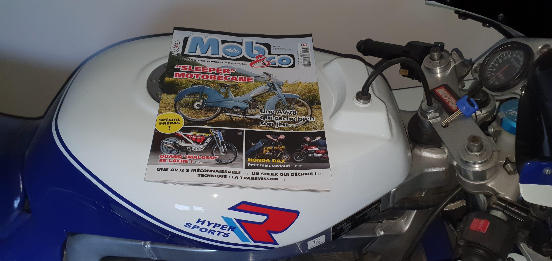couverture magazine papier mob and co septembre 2021