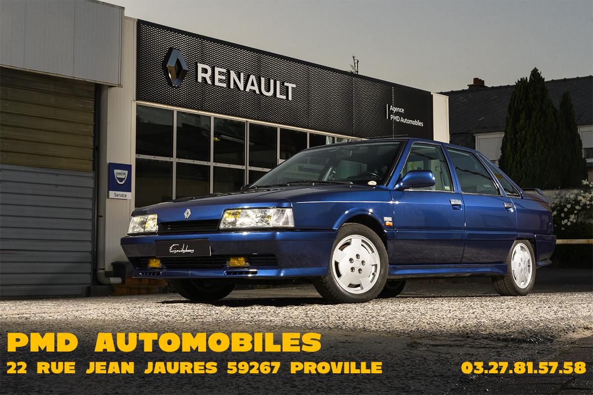 Publicité Renault Proville