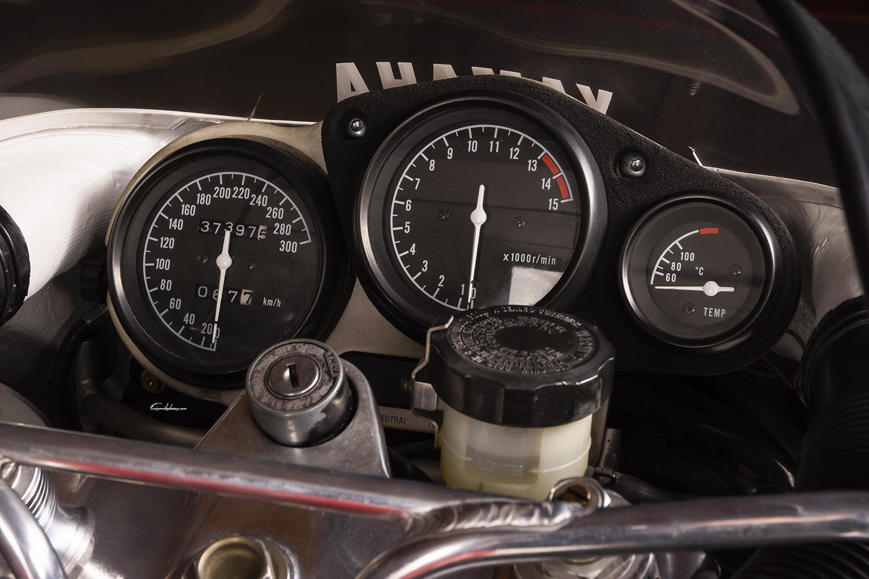 tableau de bord Yamaha FZR 750 R OW01