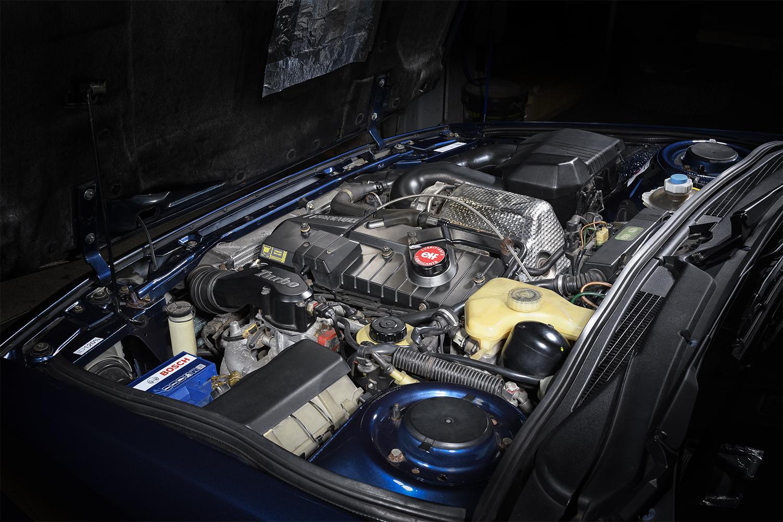 Moteur Renault 21 2 Litres Turbo