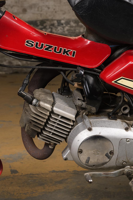 moteur Suzuki RV 90 K