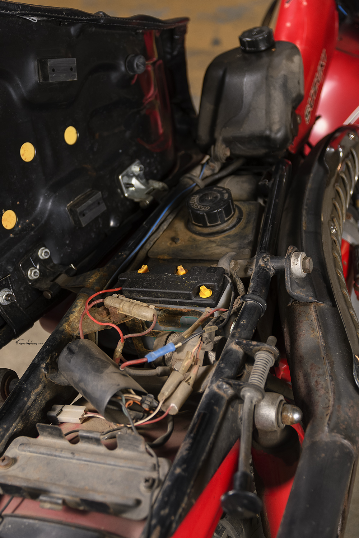 Suzuki RV 90 K selle relevée
