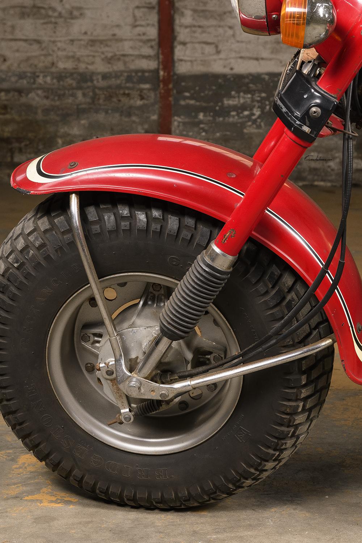 roue avant Suzuki RV 90 K