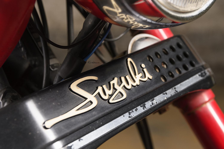 Signature Suzuki RV 90 K