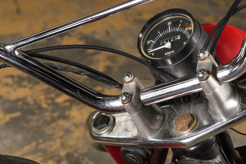 guidon Suzuki RV 90 K
