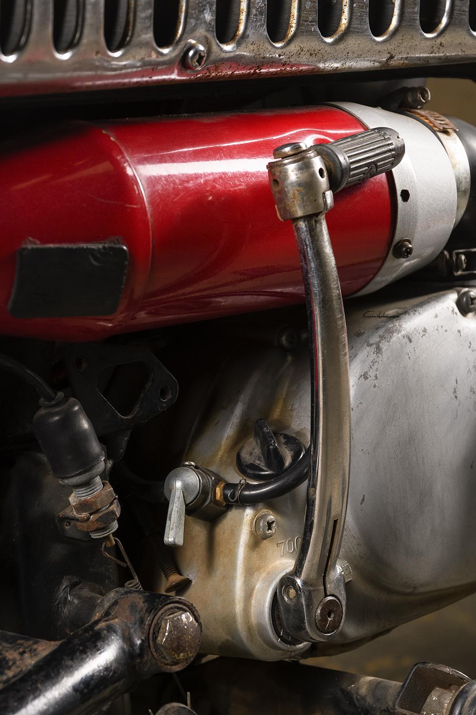 Suzuki RV 90 K moteur