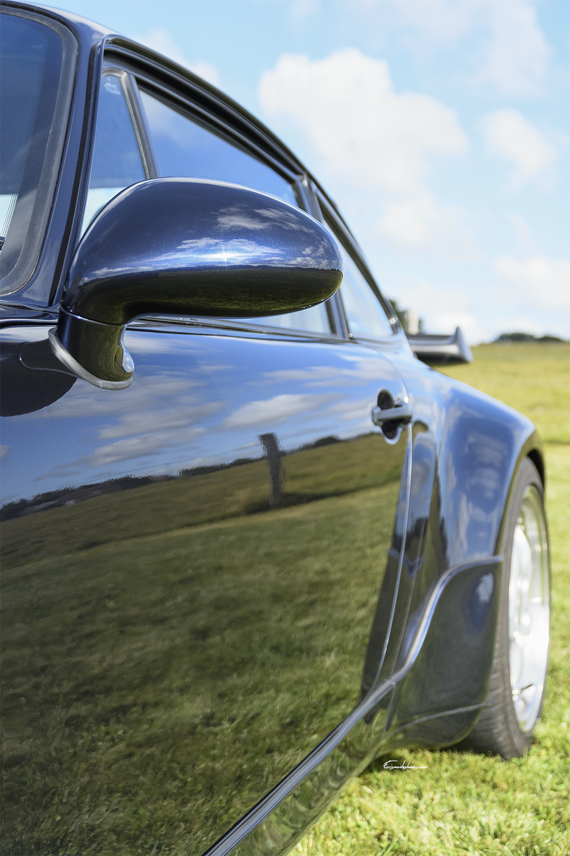 rétroviseur Porsche 964 3.6L Turbo