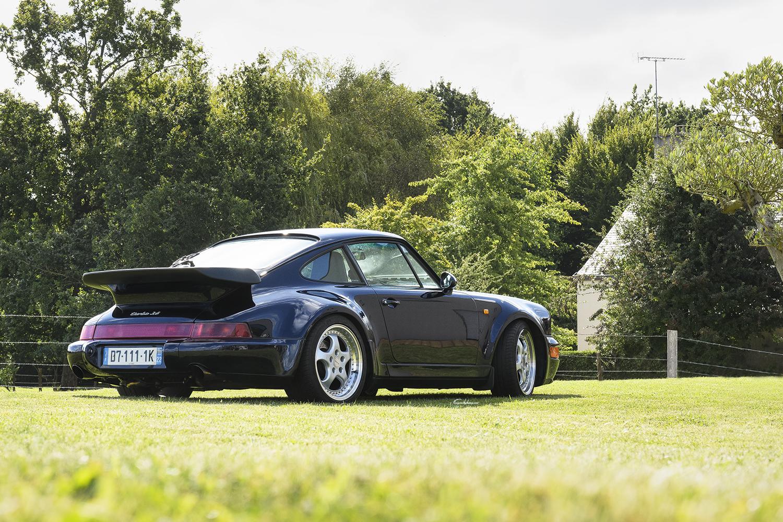 Porsche 964 3.6L Turbo
