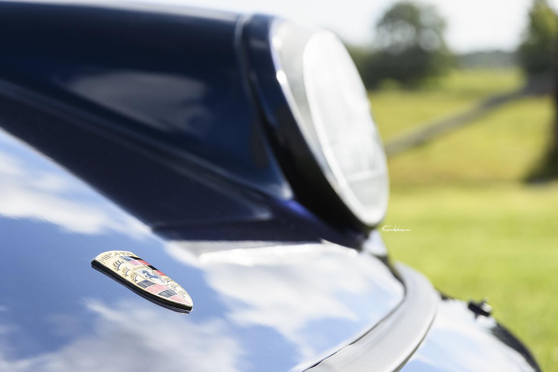 phare avant gauche  Porsche 964 3.6L Turbo