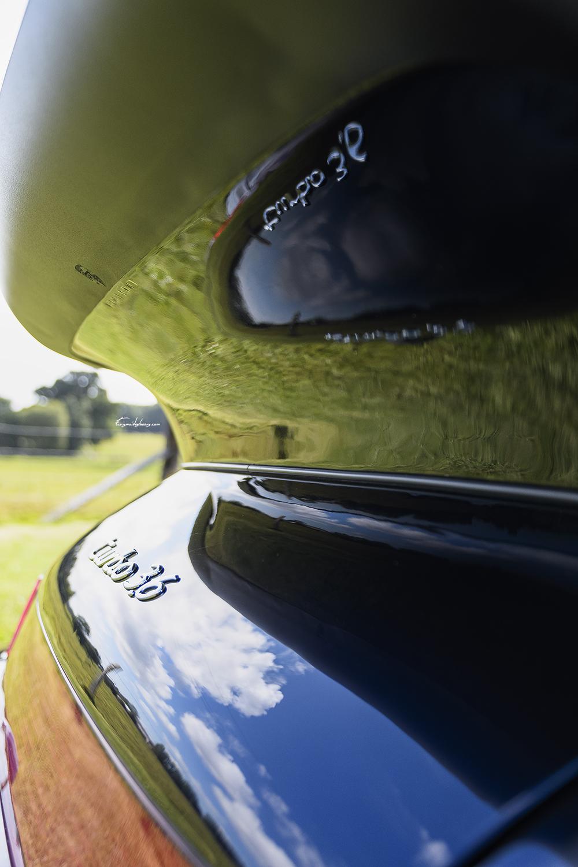 aileron Porsche 964 3.6L Turbo