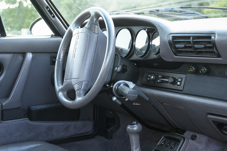volant Porsche 964 3.6L Turbo